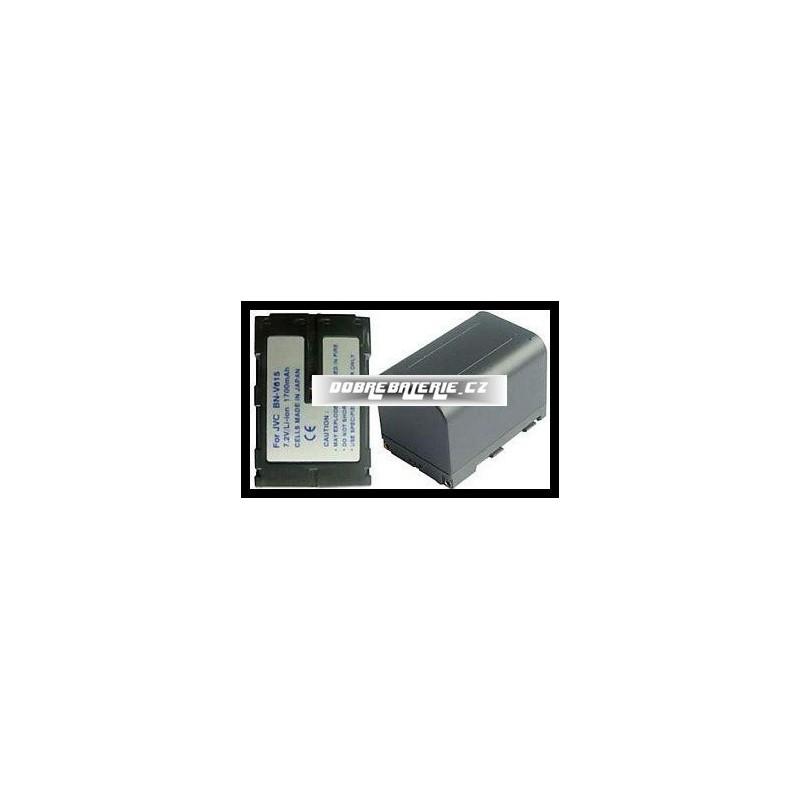 JVC BN-V615 2100mAh 15.1Wh Li-Ion 7.2V