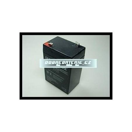 BL645 4.5Ah 27.0Wh Pb 6.0V 70x48x101x103 mm