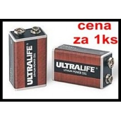 U9VL Ultralife 9V