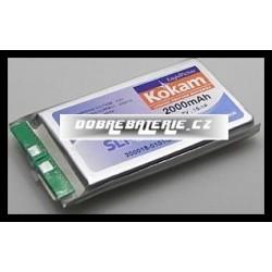 2000H Kokam 2000mAh Li-Polymer 3.7V 15C