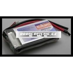 2/2000H Kokam 2000mAh Li-Polymer 7,4V 15C