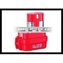Makita 9100 2000mAh 19.2Wh NiCd 9.6V