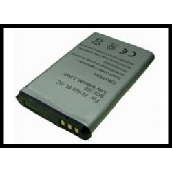 Nokia 3650 800mAh 2.9Wh Li-Ion 3.6V