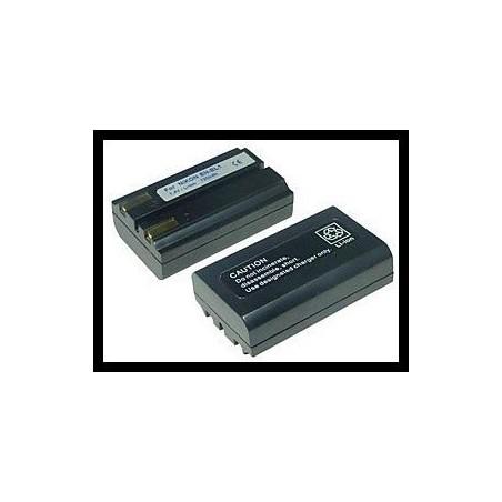 Nikon EN-EL1 KonicaMinolta NP-800 800mAh 5.9Wh Li-Ion 7.4V