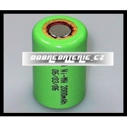 KAN 4/5SC(22)2000 2000mAh 2.4Wh NiMH 1,2V 4/5SC