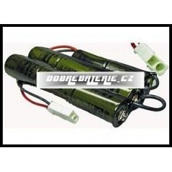 1800mAh 17.3Wh NiMH 9.6V BSG001