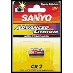 cr2 sanyo 3.0V (cena za 1 ks) (cena za 1 ks)