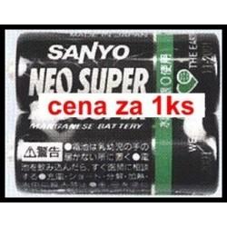 r01 sanyo 1.5V (cena za 1 ks) (cena za 1 ks)