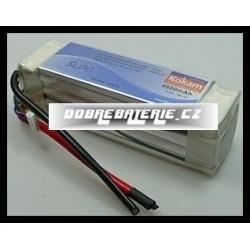 4/4800H Kokam 4800mAh Li-Polymer 14.8V 20C