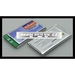 910H Kokam 910mAh Li-Polymer 3,7V 15C
