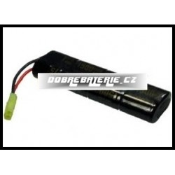 1500mAh 14.4Wh NiMH 9.6V BSG012