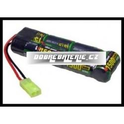 1500mAh 12.6Wh NiMH 8.4V BSG015