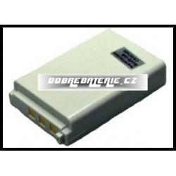 Sharp Zaurus SL-C1000 2000mAh 7.4Wh Li-Ion 3.7V