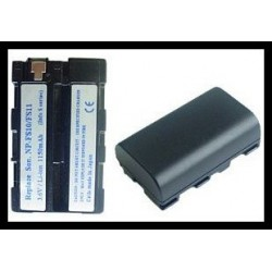 Sony NP-FS11 1300mAh 4.7Wh Li-Ion 3.6V