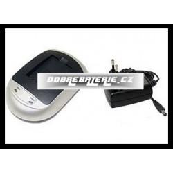 kodak klic-7003 Nabíječka avmpxse s vyměnitelným adaptérem
