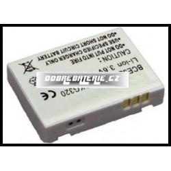 LG KG320 480mAh Li-Ion 3.6V