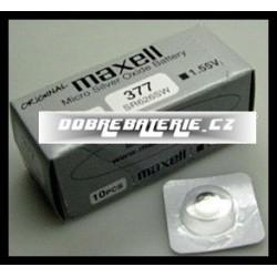 377 Maxell 1.55V