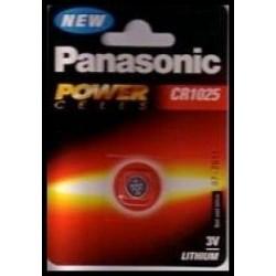 cr1025 panasonic 3.0V (cena za 1 ks) (cena za 1 ks)