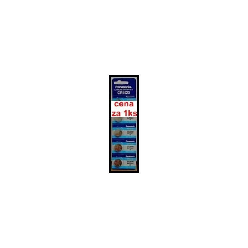cr1620 panasonic 3.0V (cena za 1 ks) (cena za 1 ks)