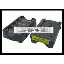 cr123a adaptér do 1, 2, 3 nebo4 ks články(ů) do nabíječky bch004