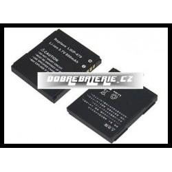 LG Shine KE970 800mAh Li-Ion 3.7V