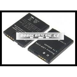 LG Shine KE770 600mAh 2.2Wh Li-Ion 3.7V