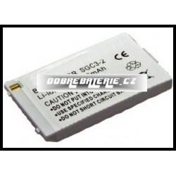 Sagem myH10 650mAh 2.4Wh Li-Ion 3.7V