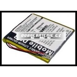 Archos AV605 Wifi 80GB 2600mAh 9.6Wh Li-Polymer 3.7V