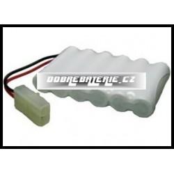 7.2V 600mAh 4.3Wh NiCd BRC006