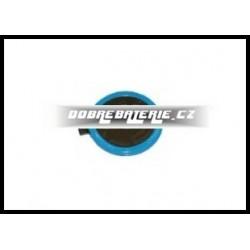 ml2430-tt1 100mah 3.0V (cena za 1 ks) s vývody 1x1 baterie vodorovně
