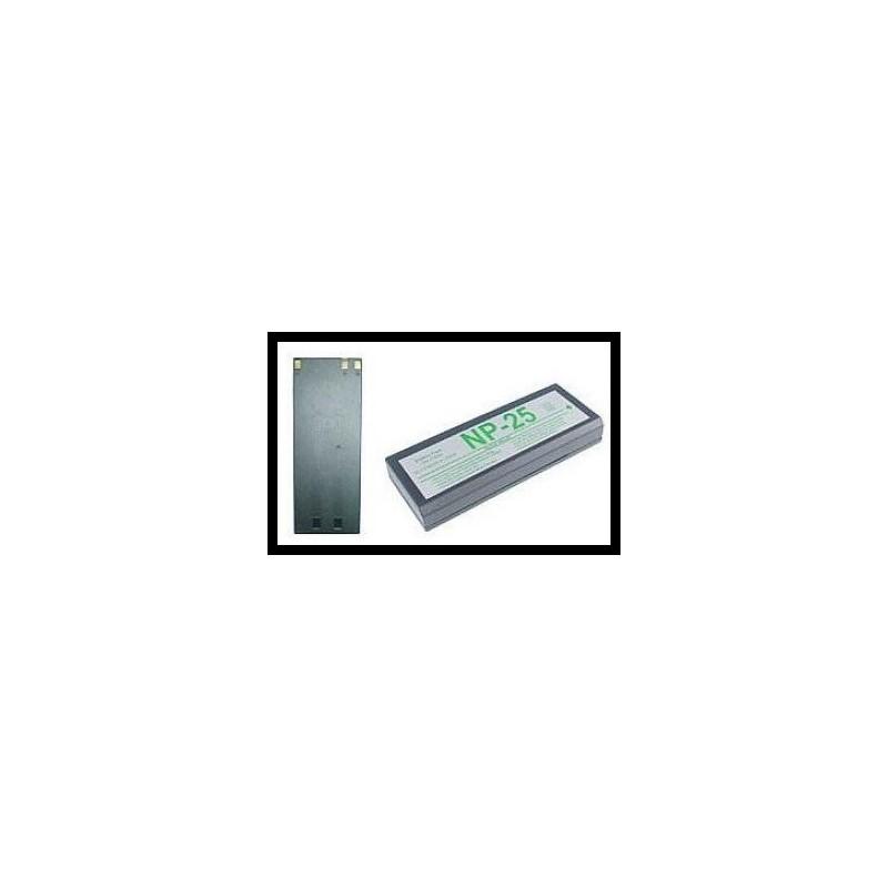Sony NP-1 / Anton Bauer NP-25 2200mAh NiMH 13.2V