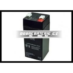 BL445 4.5Ah 18.0Wh Pb 4.0V 48x46x101x106mm