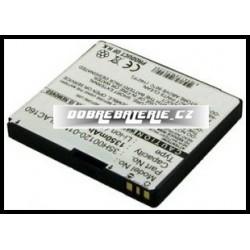 HTC Touch Pro HD 1350mAh 5Wh Li-Ion 3.7V