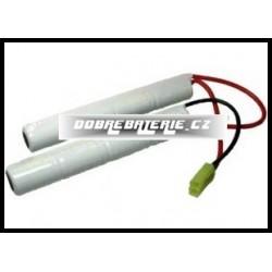 1500mAh 14.4Wh NiMH 9.6V BSG018