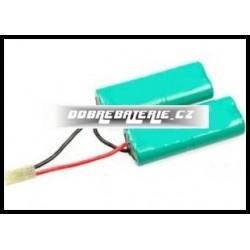 1800mAh 17.3Wh NiMH 9.6V BSG019