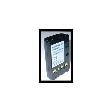 Panasonic CGR-V610 2000mAh 14.4Wh Li-Ion 7.2V