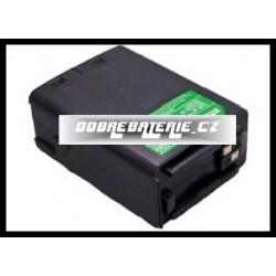 Alinco DJ-1400 1650mAh 19.8Wh NiMH 12.0V