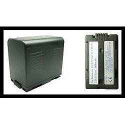 Panasonic CGR-D320 3400mAh Li-Ion 7.2V