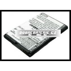 BlackBerry Bold 9000 1150mAh 4.3Wh Li-Ion 3.7V