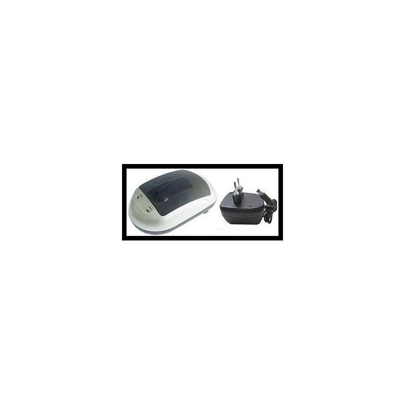 sony np-fc10 Nabíječka 230v s vyměnitelným adaptérem