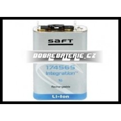 MP 174565 Saft 4800mAh 18.0Wh Li-Ion 3.75V