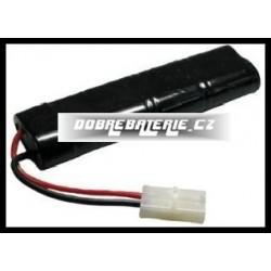 1050mAh 10.1Wh NiMH 9.6V BRC012