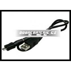 blackberry bold 9700 kabel usb Na nabíjení