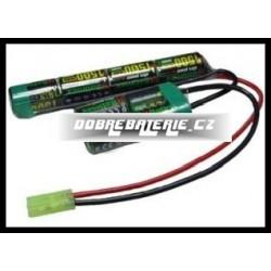 1500mAh 14.4Wh NiMH 9.6V BSG023