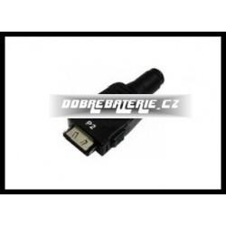 adaptér do nabíječky bch038 4.0x1.75 mm - 4.0x13.15 mm