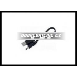 Kabel USB - 4.0x1.75 mm