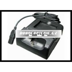 htc p3650 nabíječka stolní 230v / usb / 2nd battery