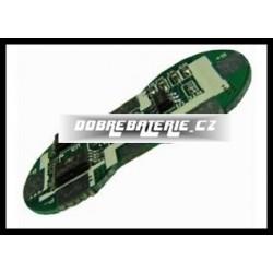 PCM do L18500 / L18650 Li-Ion 7.2V / 7.4V 3.5A / 6.0A