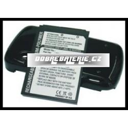 htc p3600 2400 mah 8.9wh li-polymer 3.7v zvětšený(á) černý