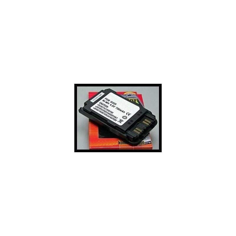 Panasonic G520 750mAh 3.6Wh NiMH 4.8V